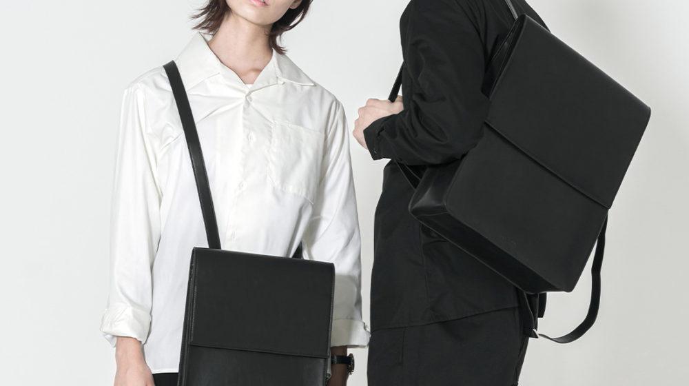 「本革を超える!?」ヴィーガンレザーを使用した、サスティナブルなバッグ