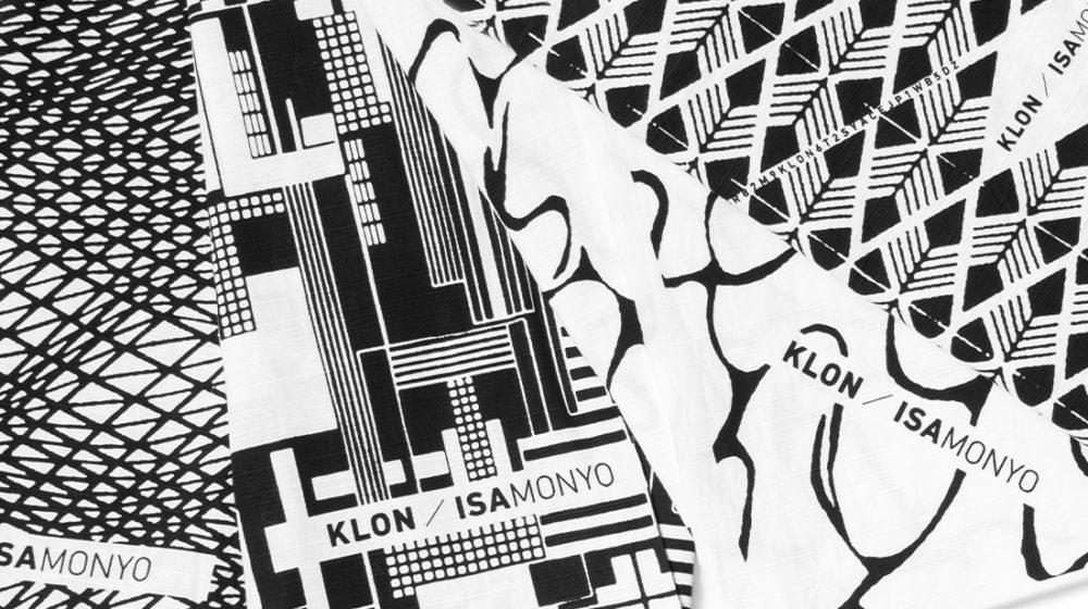伊砂文様って知ってますか?KLONから新シリーズ「KLON/ISAMONYO」が新発売!!