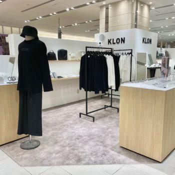 NEW OPEN!! KLON LUCUA店